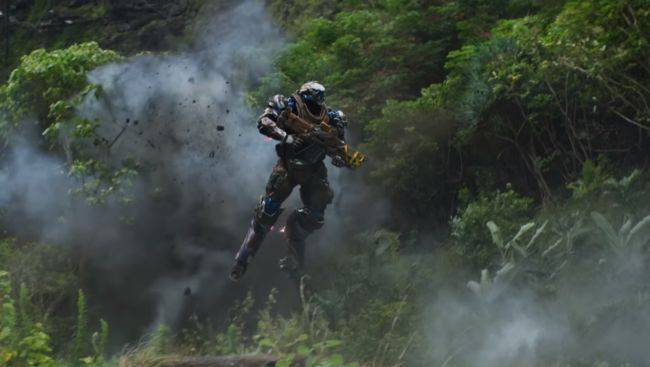 Neill Blomkamp's Anthem short is out now