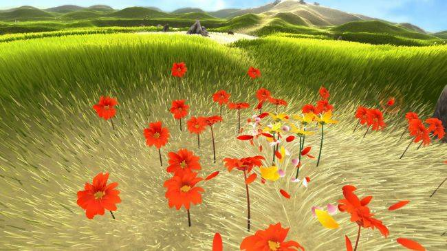 Flower, the 2009 PS3 hit, is finally on PC