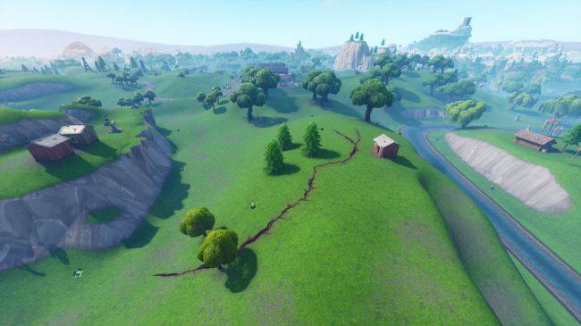 Fortnite is being ripped apart by earthquakes