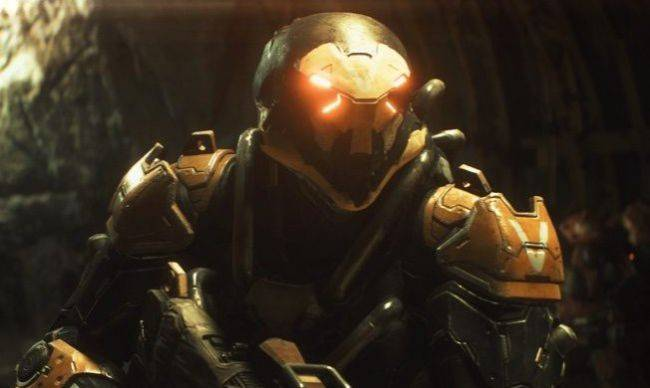 EA reveals more about Anthem's first major update