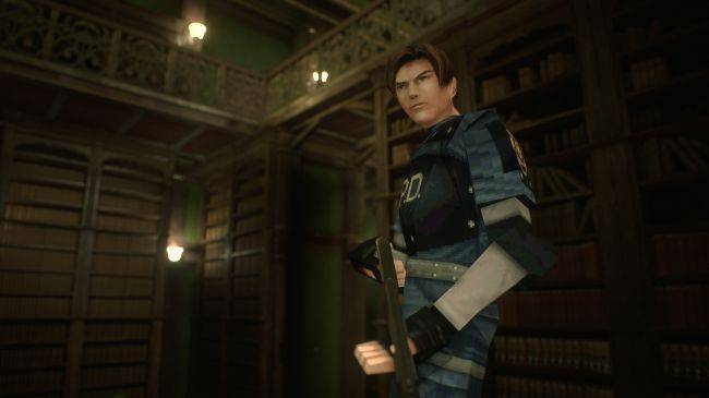 Resident Evil 2 Remake's free '98 costumes are now available