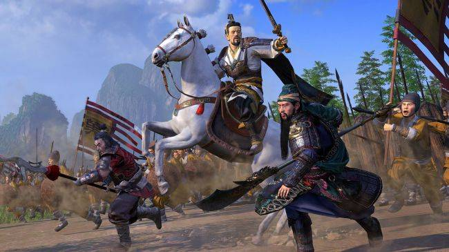 Total War: Three Kingdoms trailer shows more realistic 'Records' mode