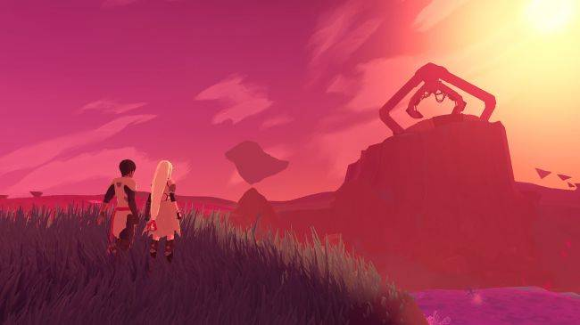 The developers of Furi are making a co-op RPG