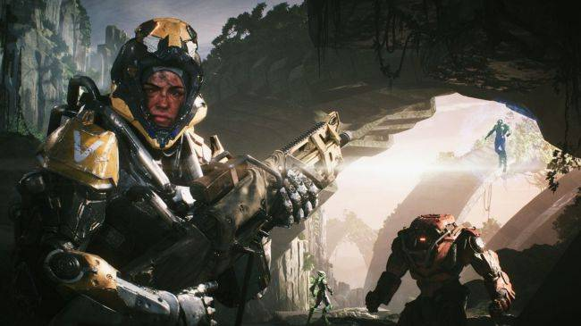 Anthem's 'Day One' patch will actually go live today