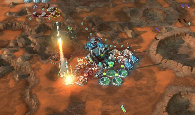 Offworld Trading Company's multiplayer mode is going free for everyone