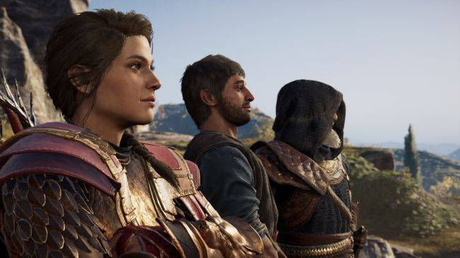 Assassin's Creed Odyssey update adds New Game Plus and DLC changes