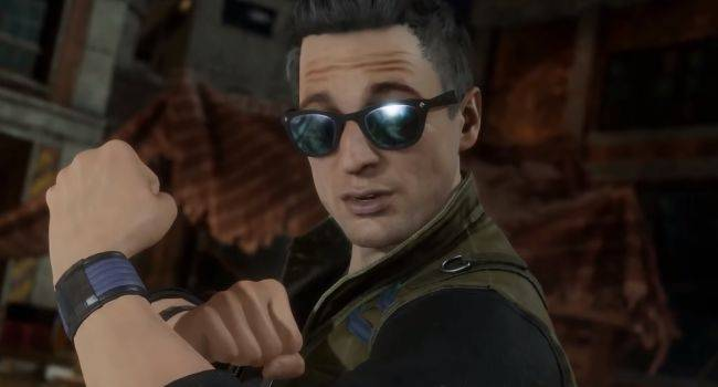 Johnny Cage's Mortal Kombat 11 fatality should win an award
