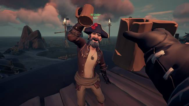 You can try Sea of Thieves' new mode early, but only if you're quiet about it