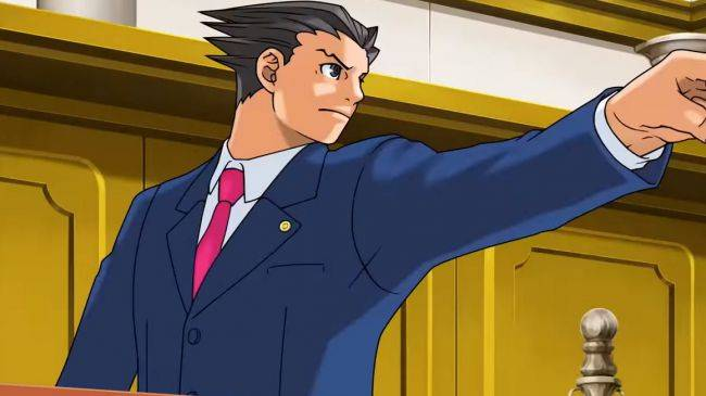 Phoenix Wright: Ace Attorney Trilogy is coming to PC