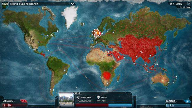 Plague Inc. is getting anti-vaxxers thanks to a petition