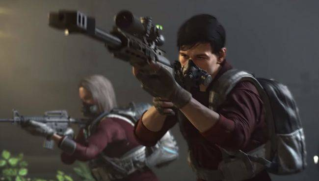 The Division 2 Dark Zone trailer ramps up the drama