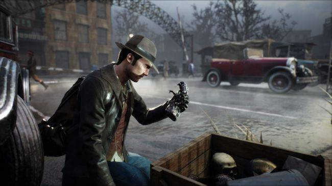 The Sinking City will make you a magical Sherlock Holmes