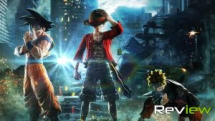 Jump Force Review – Like Filler Anime But Less Interesting