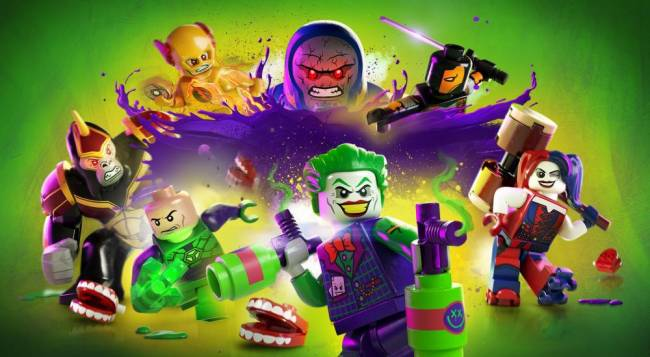 LEGO DC Super-Villains Gets A New Character Pack