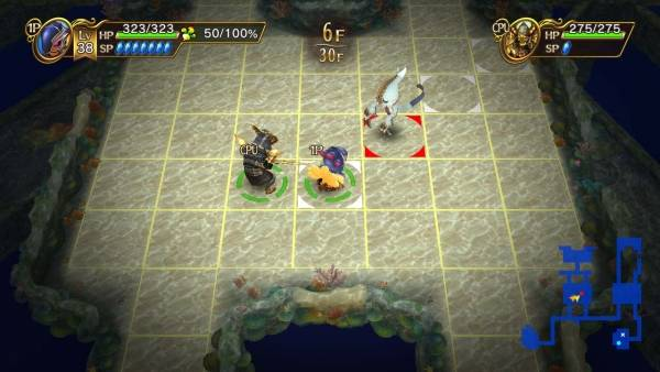 Chocobo's Mystery Dungeon: Every Buddy! details removed and modified elements