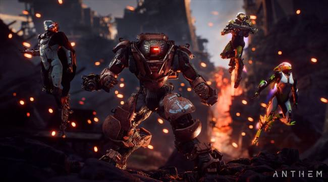 Anthem: How to Unlock Legendary Contracts