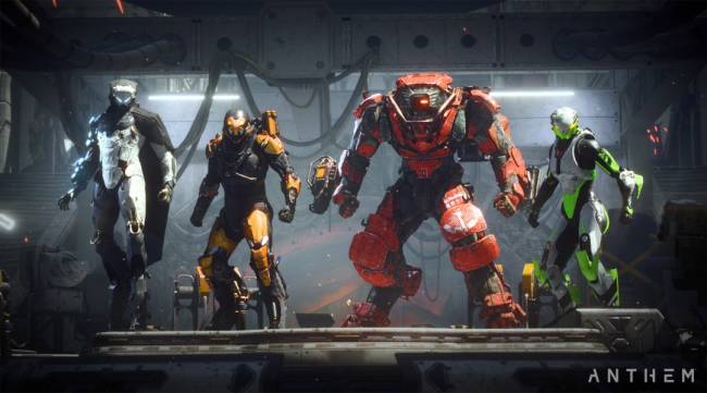Anthem Details Current and Upcoming Game Changes