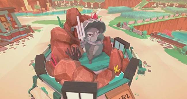 Temtem update opens the Saipark, a weekly new end-game safari