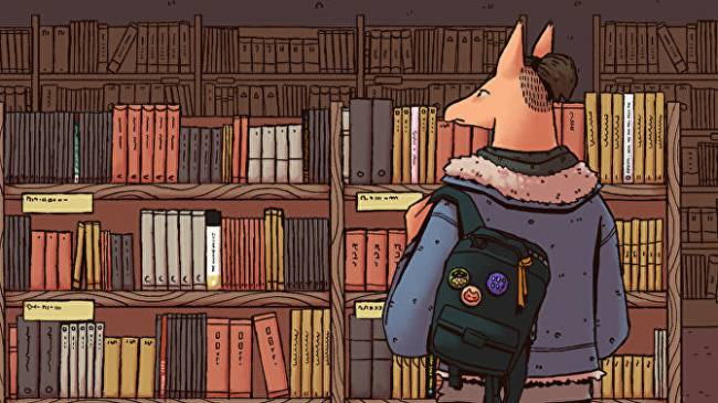 """The Bookshelf Limbo asks more than """"what kind of comic would your dad like?"""""""