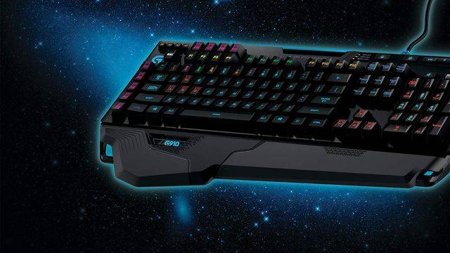 Logitech gaming accessories are up to half off in Amazon deal of the day