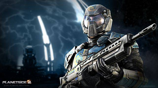 PlanetSide 2 is getting a big update as developer tries to build interest in a sequel