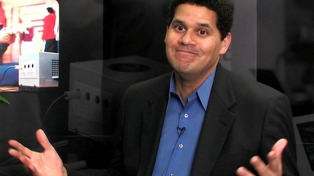 Reggie Interviewed at Nintendo During the GameCube Era — But Didn't Own a GameCube
