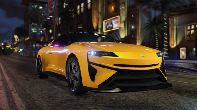 GTA Online Update This Week Adds New Tracks, Vehicle Customizations & More