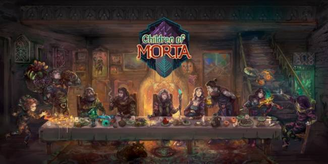 Children Of Morta Adds Hard Mode, New Enemies, And More In Free Update