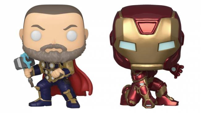 Funko Shows Off New Avengers Game Pops At Toy Fair