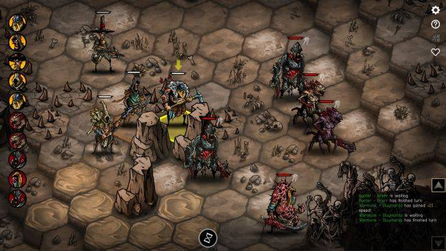 Lead mutants across a dark fantasy wasteland in tactics RPG Urtuk: The Desolation