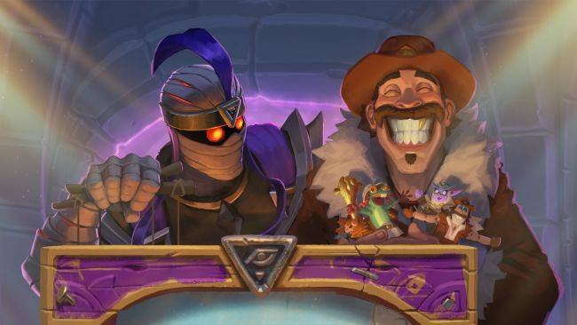 Senior Hearthstone developers have left to on a secret new project at Blizzard