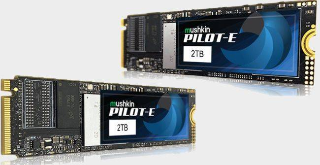 Mushkin just launched a fast and relatively affordable SSD series