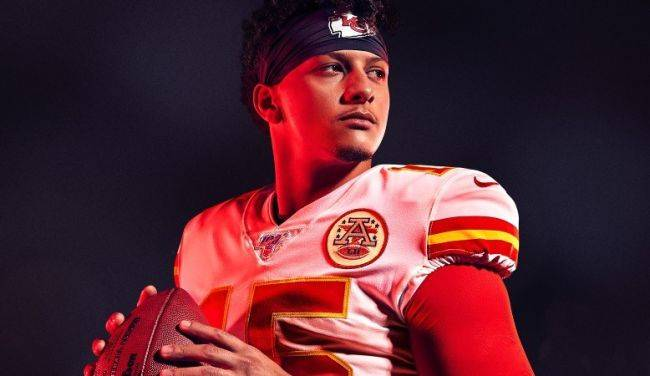 Patrick Mahomes and EA mock the 'Madden Curse' after the Chiefs' Super Bowl win