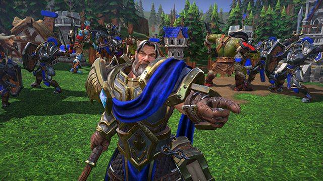 Blizzard says Warcraft 3: Reforged cutscenes 'preserve the true spirit' of the game