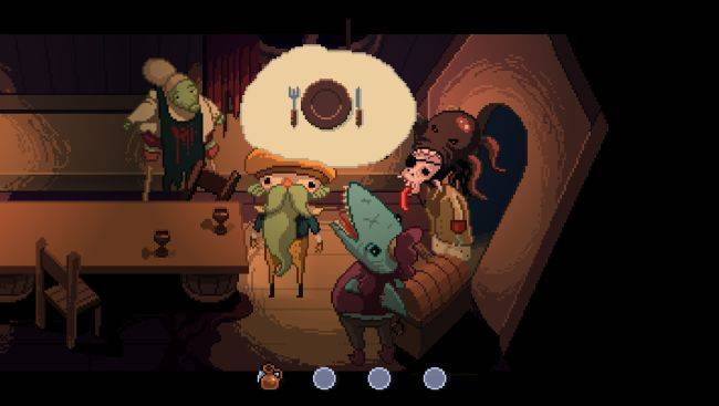 Serve up suspect sauce in free adventure game The Supper
