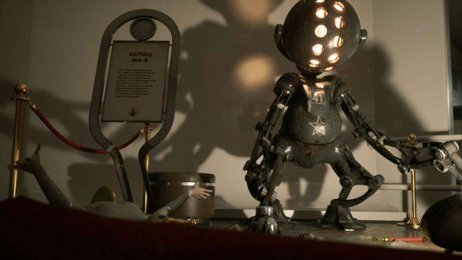 Russian immersive sim Atomic Heart returns in this 45-minute preview