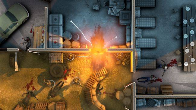 Doorkickers 2 re-announced, taking the turn-based tactics to the Middle East