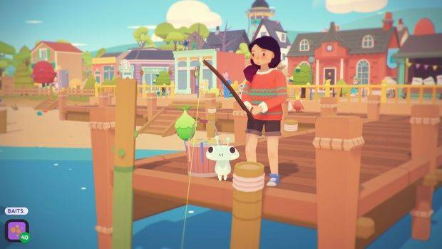 Ooblets developers tease a 2020 release and 'Sea Dangling'
