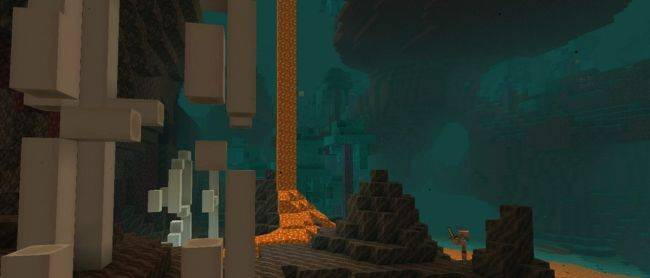Minecraft's 1.16 snapshot includes new biomes, blocks and 'ancient debris'