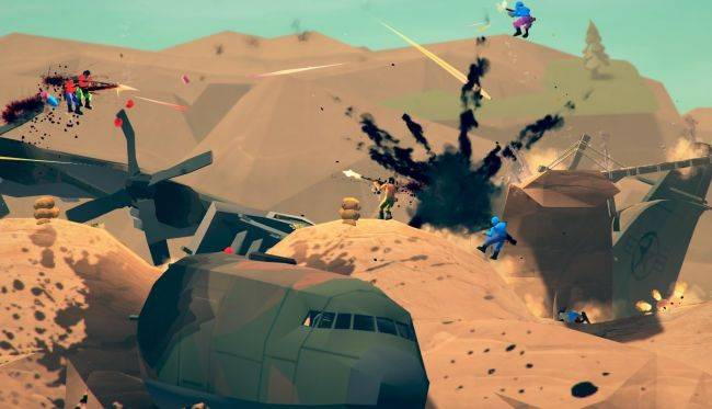 Soldat is getting a sequel, and both are coming to Steam