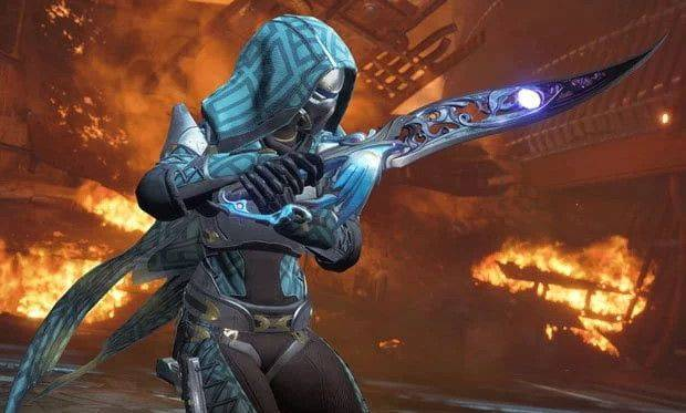 Destiny 2 speedrunners are pissed about an incoming changes to swords