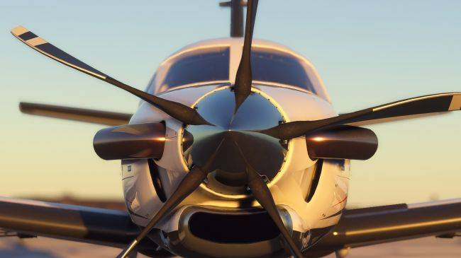 Someone has uploaded almost an hour of Microsoft Flight Simulator footage
