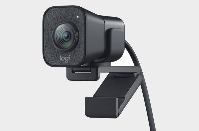 Logitech has a brand new webcam for streamers, and you can mount it vertically