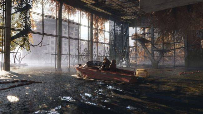 Metro Exodus 'Sam's Story' launch trailer features snakes, giant bats and other terrors