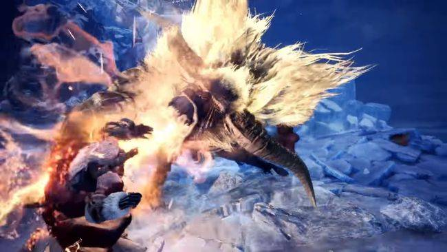 Monster Hunter World: Iceborne is getting a pair of new angry monster variants