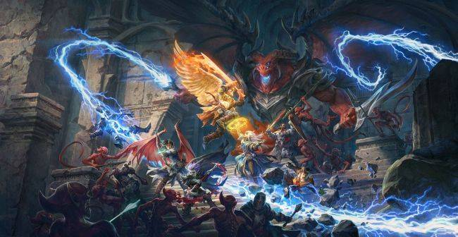 Pathfinder: Wrath of the Righteous will have both real-time and turn-based combat modes