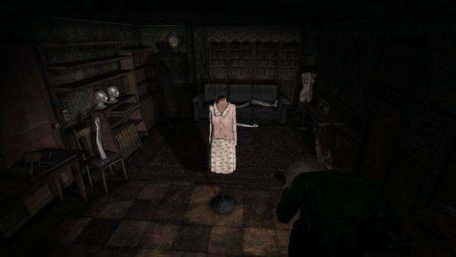 Silent Hill 2 Enhanced Edition updates, with fixes to shadows, effects, and more