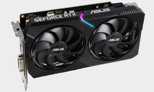 Asus launches a pair of adorably sized GeForce RTX 2060 cards for compact PCs