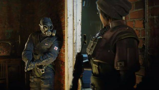 Rainbow Six Siege will get secondary gadgets that let attackers carry a little Thatcher or Thermite in their pocket