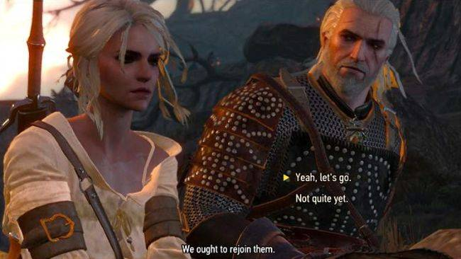 Your Witcher 3 saves from Steam and GOG will now work on the Nintendo Switch